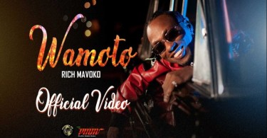 VIDEO: Rich Mavoko – Wamoto Mp4 Download