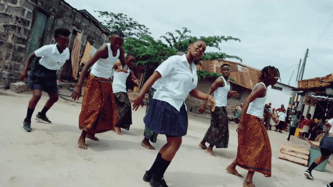 VIDEO: Meja Kunta Ft Karen – SINA Mp4 Download