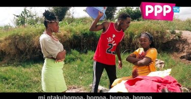 Nadia Mukami ft Sanaipei Tande – Wangu Parody By Dogo Charlie Ft Joy Musiq Mp4 Download VIDEO