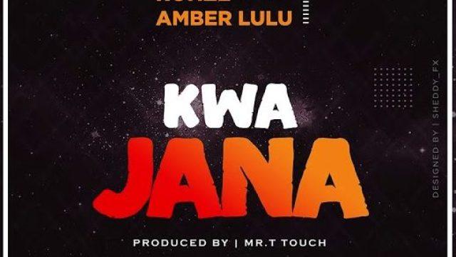 AUDIO: Ronze Ft Amber Lulu – Kwajana Mp3 Download