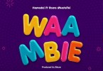 AUDIO: Hamadai Ft Roma Mkatoliki – WAAMBIE Mp3 Download