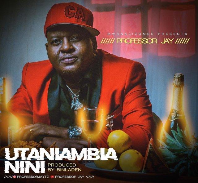 AUDIO: Professor Jay - Utaniambia Nini Mp3 Download