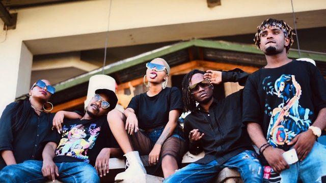 VIDEO: Rosa Ree Ft Snake Fire, Barkeliam, Diz Africana and Raymedya - Wote Mp4 Download