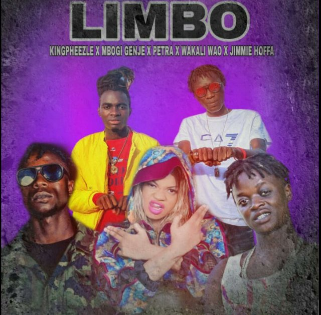 AUDIO: Mbogi Genje Ft Petra, Kingpheezle, Wakali Wao & Jimmie Hoffa - Limbo Mp3