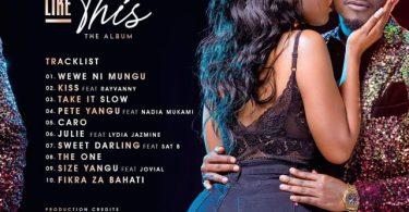 AUDIO: Bahati Ft Rayvanny - Kiss Mp3 Download