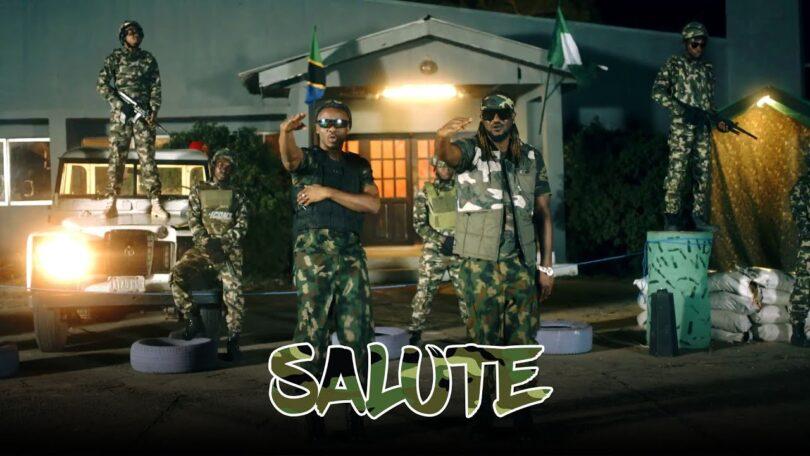 VIDEO: Alikiba Ft Rudeboy - Salute Mp4 Download
