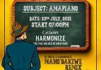 AUDIO: Dj Obza Ft Harmonize & Leon Lee - Mang'dakiwe Remix Mp3 Download
