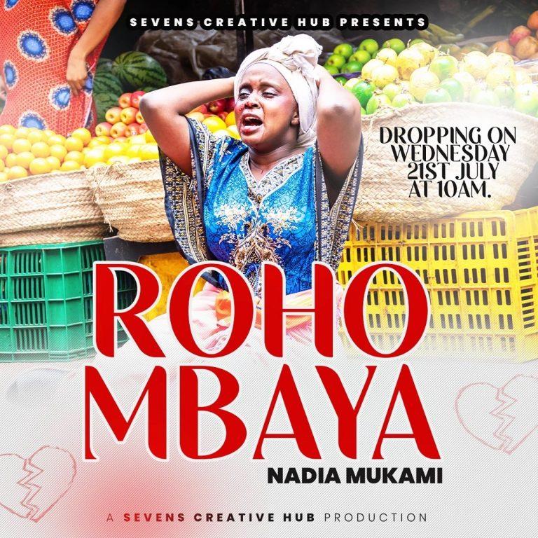 VIDEO: Nadia Mukami - Roho Mbaya Mp4 Download
