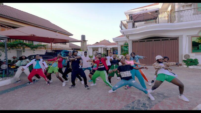 DANCE VIDEO: Harmonize - Sandakalawe Mp4 Download