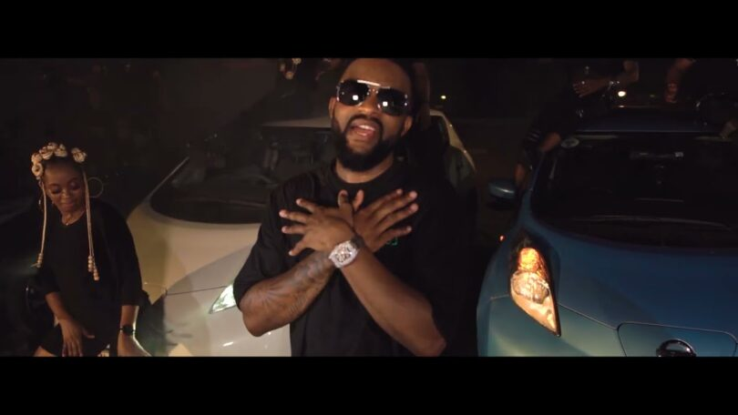 VIDEO: Fally Ipupa - Animation Mp4 Download