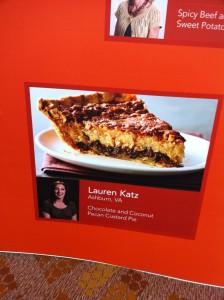 Pillsbury 2014 Lauren Katz Recipe