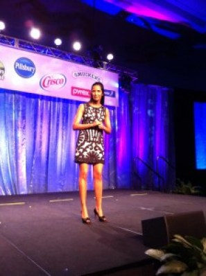 Pillsbury Bake-Off award ceremony Padma Lakshmi 1
