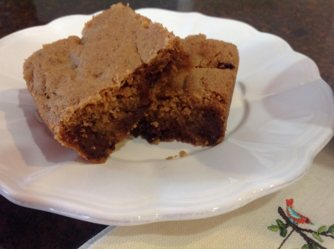 perfect rolo blondies