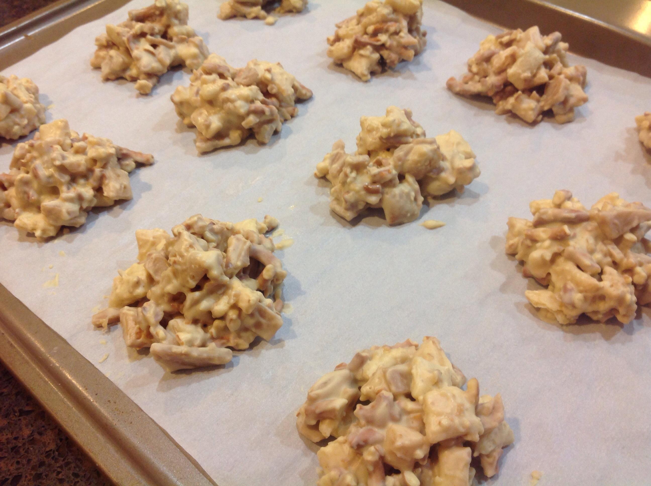(Peanut-Free) Soynutty Pie Crust Clusters