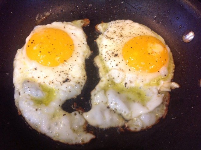 Whole 30 olive oil eggs
