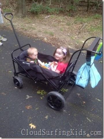 GoGoBabyz Wagon Stroller