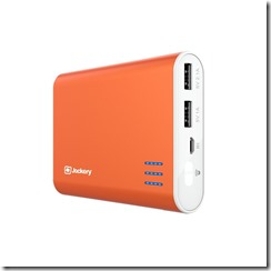 Jackery Battery Charger
