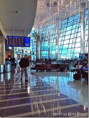 Airports SAN terminal