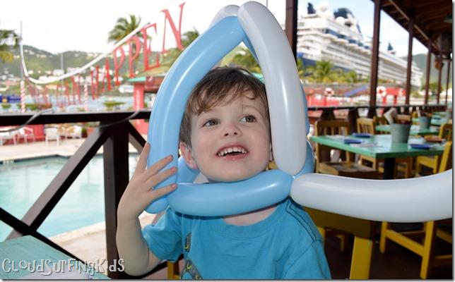 Charlotte Amalie Senor Frogs Fun