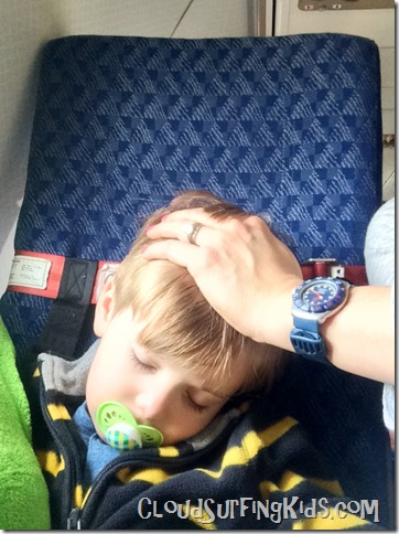 Travel Day- Bobble Head