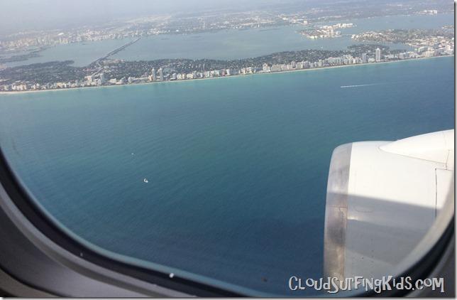 Travel Day MIA landing
