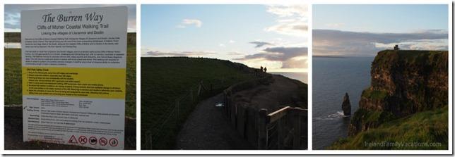 Cliffs of Moher Cliffs Walk Collage (1)