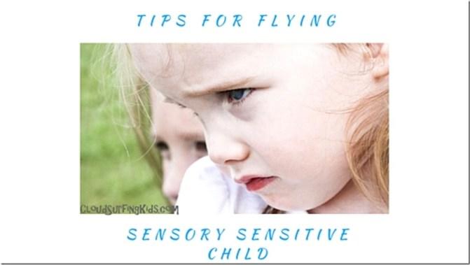 sensory sensitive child