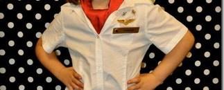 aviation costume