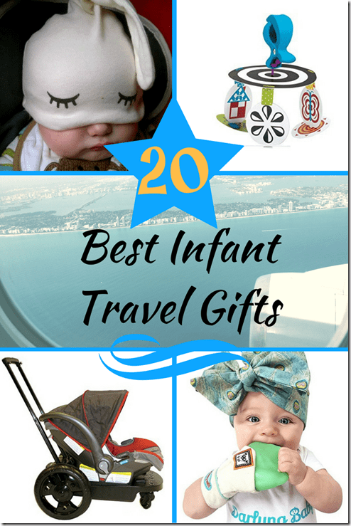 travel gift ideas for infants
