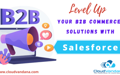 How to Level Up Your B2B Commerce Solution With Salesforce