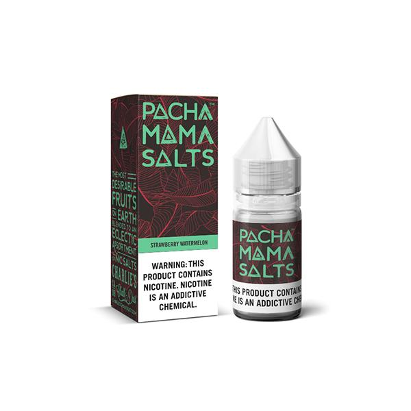 Pacha Mama by Charlie's Chalk Dust 10ML 10Mg Flavoured Nic Salts E-liquid, Cloud Vaping UK