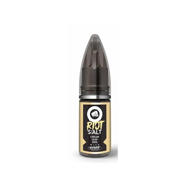 Riot Squad Nic SALT 10ml 10MG E-liquid, Cloud Vaping UK
