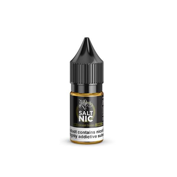 Ruthless 10ml 10Mg Flavoured Nic Salts E-liquid, Cloud Vaping UK