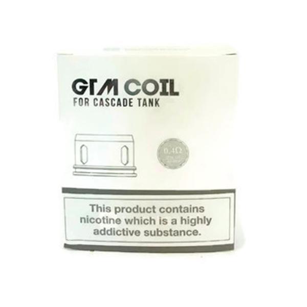 Vaporesso GTM Coil – 0.15/0.4 Ohm, Cloud Vaping UK
