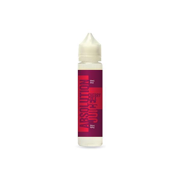 Absolution Juice By Alfa Labs 0mg 50ml Shortfill E-liquid, Cloud Vaping UK