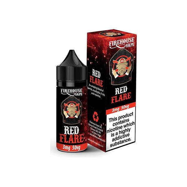 Firehouse Vape TPD 10ml 3mg E-liquid, Cloud Vaping UK