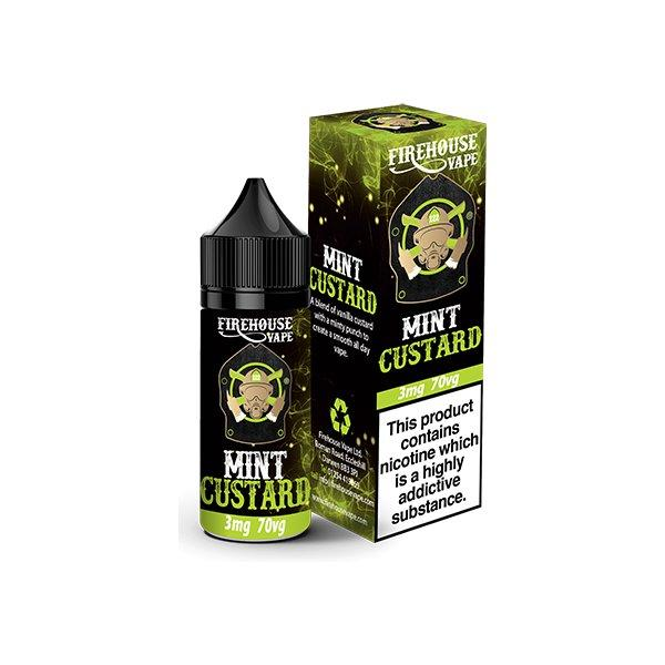 Firehouse Vape TPD 10ml 3mg E-liquid, Cloud Vaping UK