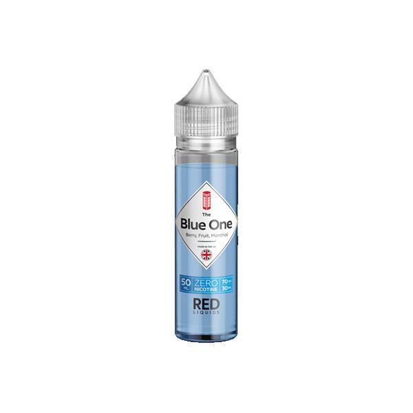 Red Classic by Red Liquids 0MG 50ml Shortfill E-liquid, Cloud Vaping UK
