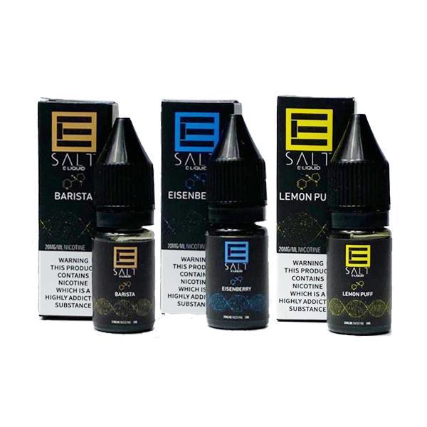 E Salt Nic Salt 10ml 20MG E-liquid, Cloud Vaping UK