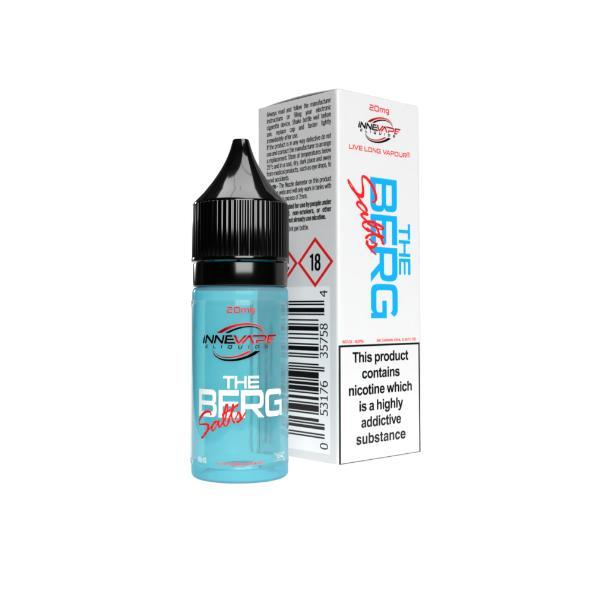 The Berg by Innevape 20Mg Nic Salts E-liquid, Cloud Vaping UK