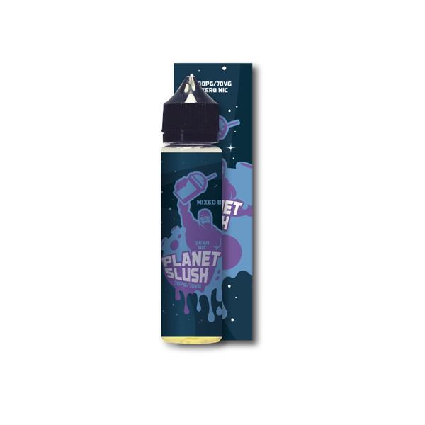 Planet Slush by Alfa Labs 0mg 50ml Shortfill E-liquid, Cloud Vaping UK