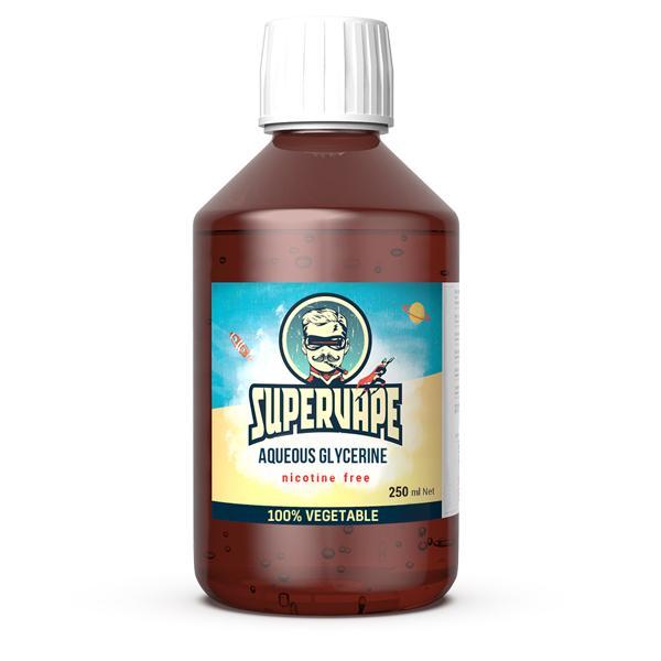 SuperVape by Lips Liquid Bases PG/VG/AG 250ml, Cloud Vaping UK