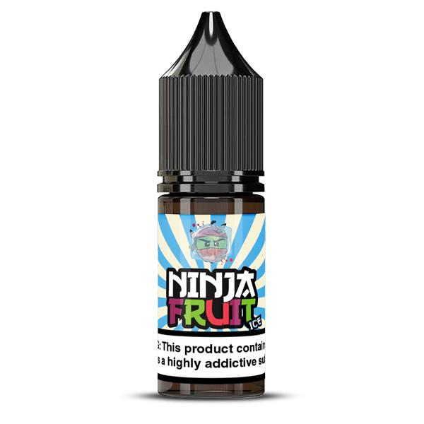 Nic Salts by Ninja Fruit 10Mg E-liquid, Cloud Vaping UK