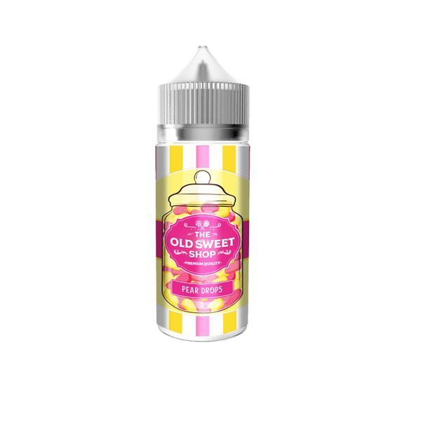 The Old Sweet Shop Shortfill E-liquid 100ml, Cloud Vaping UK