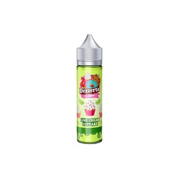 Dezzerto Shortfill E-liquid 50ml, Cloud Vaping UK