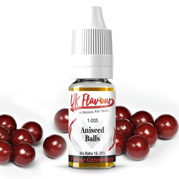 UK Flavour Sweets Range Concentrate 0mg 10 x  10ml E-liquid, Cloud Vaping UK