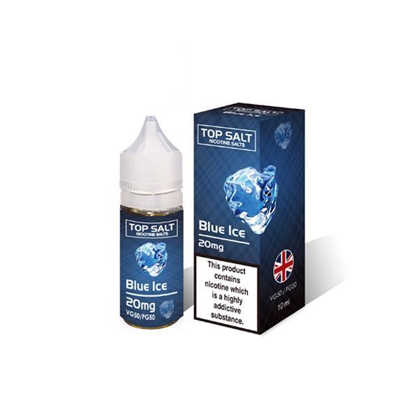 Top Salt Fruit Flavour 10Mg Nic Salts 10ml E-liquid, Cloud Vaping UK