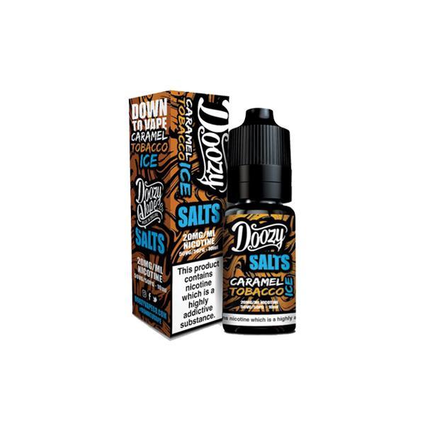 Doozy Vape Co 20mg 10ml Nic Salt E-liquid, Cloud Vaping UK