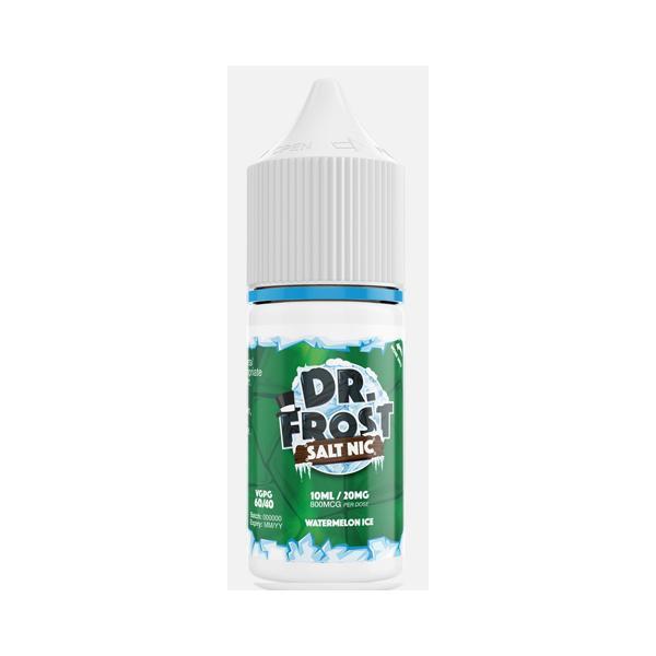 Dr Frost 10ml Flavoured Nic Salt 20Mg E-liquid, Cloud Vaping UK