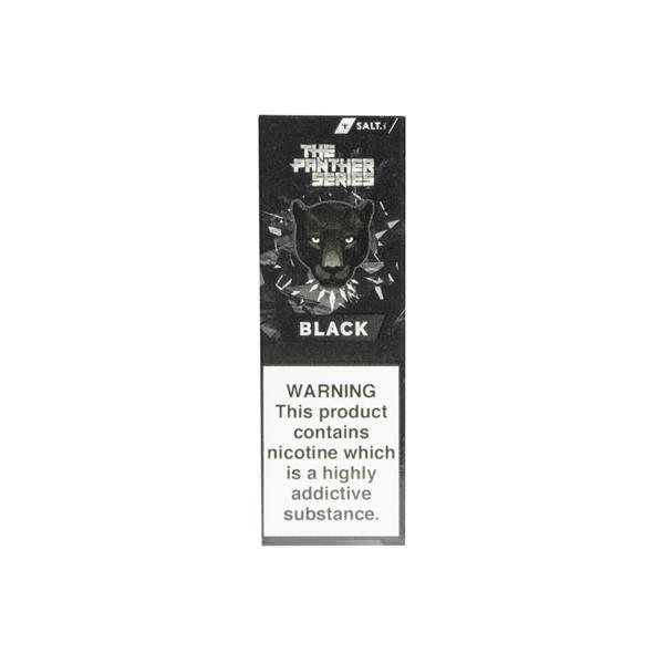 Black Panther by Dr Vapes 10ml 10Mg Nic Salt E-liquid, Cloud Vaping UK